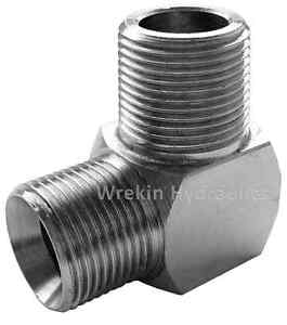 Hydraulic Adaptors Male & Female BSP Fittings BSPP Fitting *All Sizes Available*