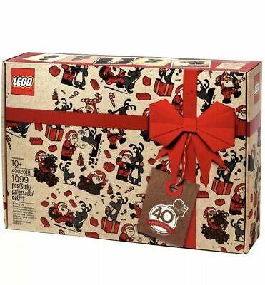 LEGO 4002018 Employee Christmas Gift 40 years