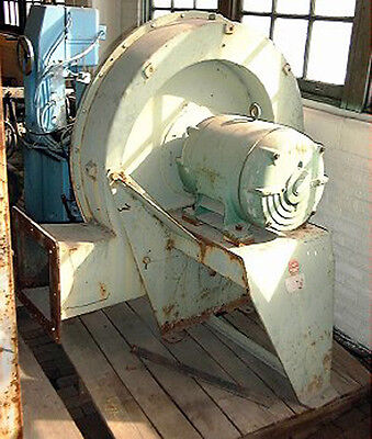 10 High Pressure Blower The North American Mfg Company 320-m1-50