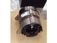 Alternator. RIGHT or LEFT HAND MOUNTING for sale. Will fit BMC cars, or Ford Cortina Capri Escort