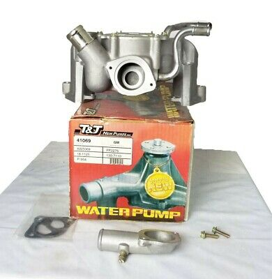 New Water Pump fit 94-96 Buick Roadmaster Cadillac Chevy Impala 4.3L 5.7L Buick Roadmaster Water Pump