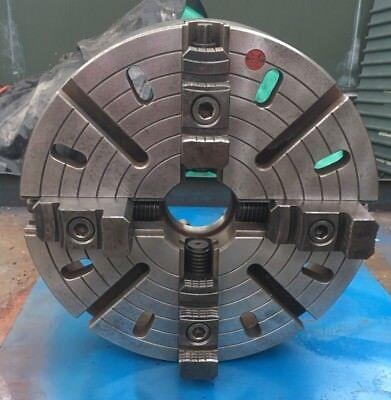 Forkardt Bilsing 16 400mm 4 Jaw D1-6 Independent Metal Lathe Chuck Face Plate