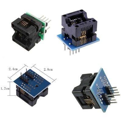 150mil 200mil Soic8 Sop8 To Dip8 Ez Programmer Adapter Socket Converter Module S