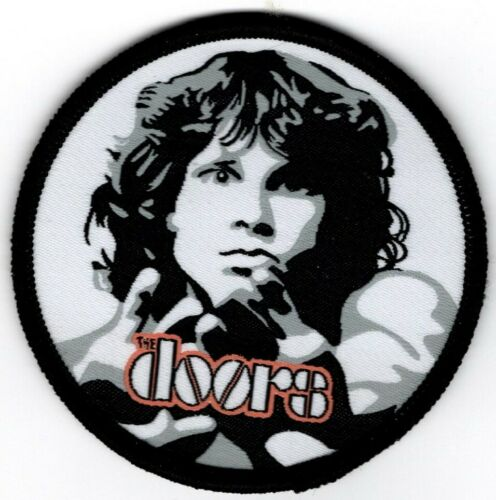 THE DOORS - JIM PHOTO - SEW ON PATCH