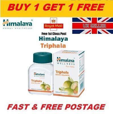 Himalaya Triphala Bowel Wellness Digestion constipation gas | 60 Tablets