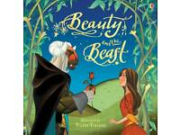 Beauty and the Beast books