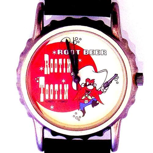Yosemite Sam, Rootin Tootin Bottle Cap Watch, Fossil Warner Bros Collection, $89