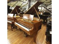 Kingsburg Baby Grand Piano Walnut By Sherwood Phoenix Pianos
