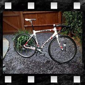ENJOY-- RPP £2800-Extras are worth £865--TREK MADONE -Full ULTEGRA-CARBON-L-bicycle,Road bike