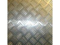 5 Bar Chequer Ali Plate 1.5m