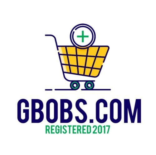 GBobs.com Premium 5 Letter G Bob s Brand Shopping Business Domain Name Website - $0.06