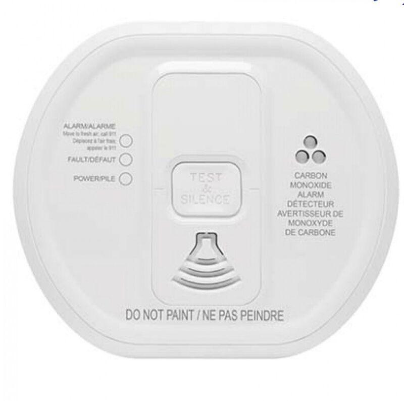 2GIG CO8-345 Wireless Carbon Monoxide Home Gas Alarm Detector