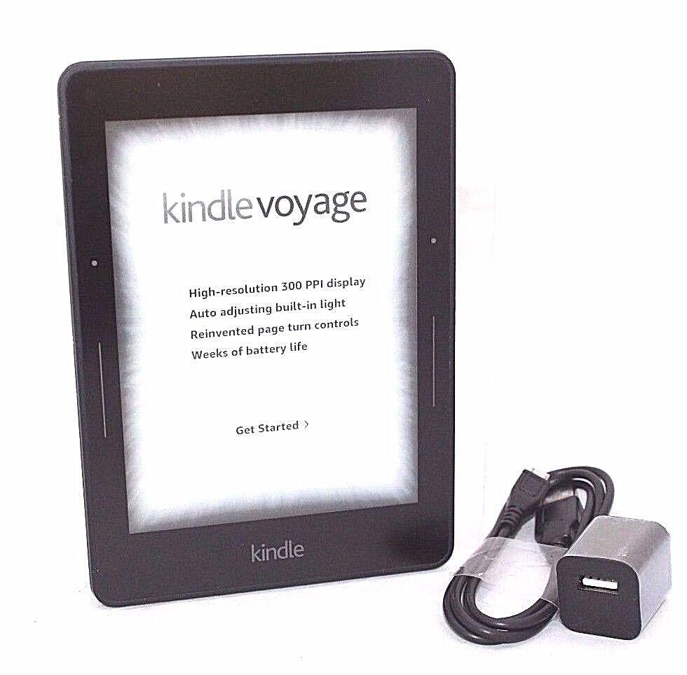 $95.00 - Amazon Kindle Voyage 6