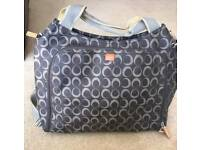 Pacapod changing/diaper bag Napier great condition