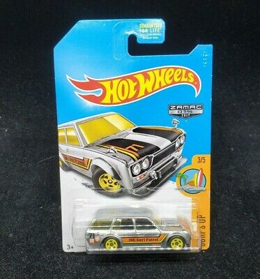ZAMAC 2017 - Hot Wheels - Surfs Up - '71 Datsun Bluebird 510 Wagon