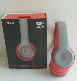 Dre Beats. Solo 2 wireless (High quality)