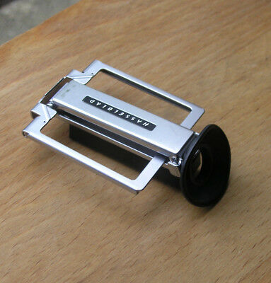 genuine Hasselblad sports type viewfinder foldable