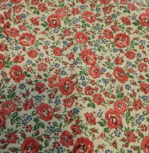"""COTTON FABRIC  34"""" X 72"""" - 2  YARDs - QUILTING"""