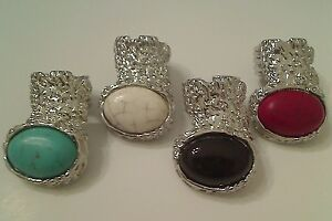 CHUNKY-ARMOR-SILVER-KNUCKLE-CAGE-ARTY-MOON-RING-sizes-6-7-8-9
