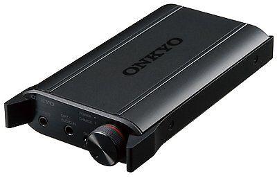 ONKYO Portable Headphone Amplifier DAC-HA200 (B) Black USB-DAC High-res