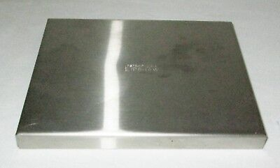 Lipshaw Stainless Steel Microscope Slide Staining Dish Lid