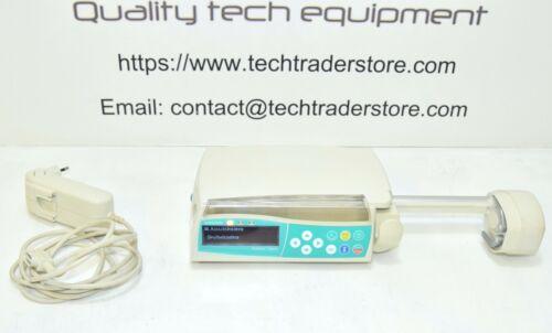 B Braun 8713030U Perfusor Space Syringe Infusion Pump (Dutch language)