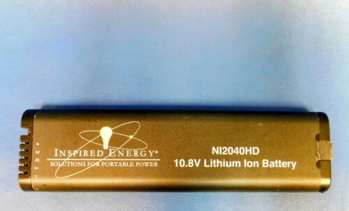 Inspired Energy NI2040 HD 10.8V Lithium Ion Battery