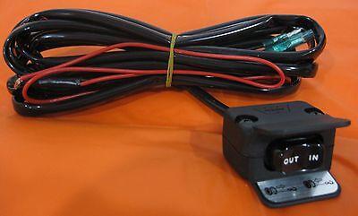 - WARN 64851 Mini Rocker Switch RT25 RT30 XT25 XT30 3.0ci 2.5ci ATV Quad Winch