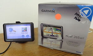 Garmin nuvi 265WT Automotive Mountable G...