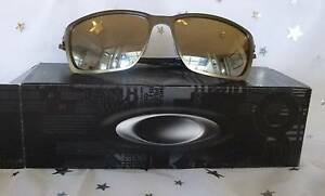 OAKLEY Tincan Carbon Titanium Polarized Sunglasses BRAND NEW Dulwich Burnside Area Preview