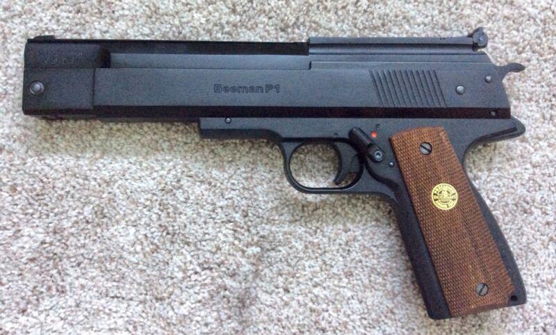 Beeman P1 .177 Pellet Gun - Santa Rosa model