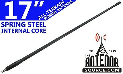 ALL TERRAIN 17 RUBBER ANTENNA MAST   FITS 2000 2019 Toyota Tundra