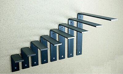 Metal Angle Brackets 90 Degree Corner Braces For Shelf Fence Heavy Duty VAT inc.