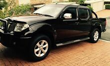 2008 Nissan Navara Ute Beenleigh Logan Area Preview