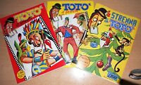 Ed,diana Serie Toto' A Fumetti N° 1/2 Piu' Strenna Cpl 1954 Rist. Anastatica -  - ebay.it