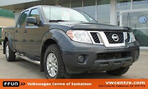 2015 Nissan Frontier SV Viper Remote Start, Sask Tax Paid, Au...