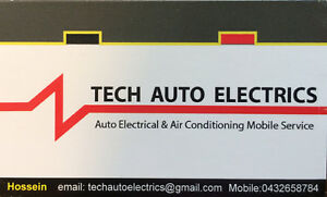 Mobile Auto Electrician & Auto Air conditioning