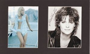 JULIE-CHRISTIE-Signed-10-5x6-5-Photo-Display-DOCTOR-ZHIVAGO-TROY-COA