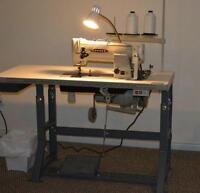 Consew Industrial Walking Foot Sewing Machine