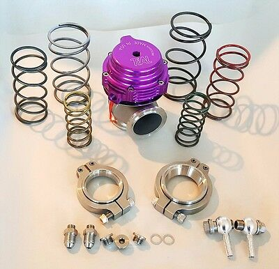 TIAL WASTEGATE MVS 38MM EXTERNAL 3 TO 17 BAR ALL SPRINGS PURPLE MV S