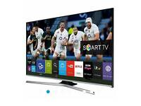 "48"" Samsung smart LED HD TV with Free view wifi YouTube etc"