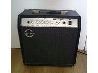 Carlsbro Kickstart 25 bass guitar practice amp