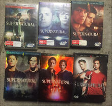 Supernatural season 1-6 Mooroolbark Yarra Ranges Preview