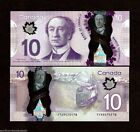 Polymer Notes Bank of Canada Paper Money