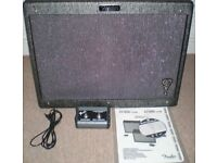 Fender Hot Rod Deluxe Amplifier. George benson Special Edition. Upgraded Power Valves