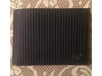 Original Armani Wallet-Blue
