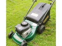 Fully Serviced Briggs and Stratton Tuffcut Petrol Lawnmower