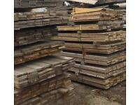 13ft 5x1 treated decking boards £5.50 each
