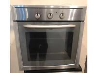 TECNIK STAINLESS STEEL ELECTRIC OVEN & GRILL EXCELLENT CONDITION, 4 MONTH WARRANTY
