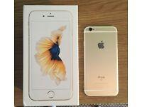 IPhone 6S Rose Gold 64GB - Warranty until Nov 16